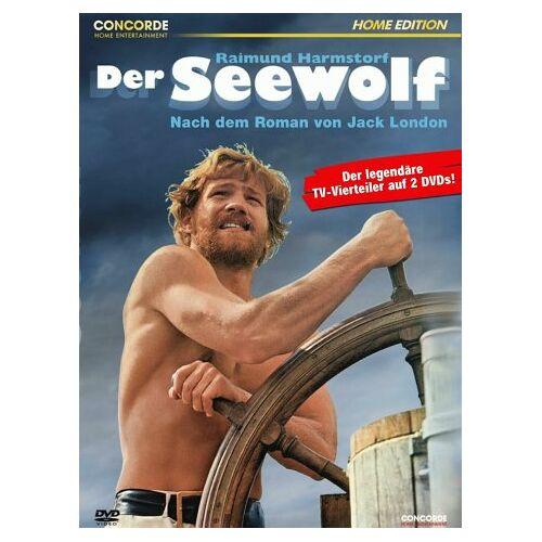 Wolfgang Staudte - Der Seewolf [2 DVDs] - Preis vom 09.08.2020 04:47:12 h