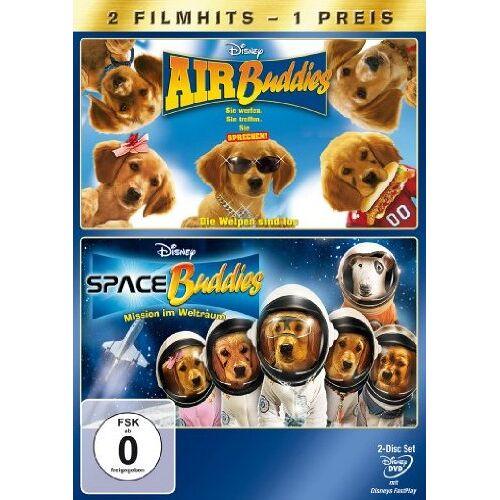 Robert Vince - Space Buddies / Air Buddies [2 DVDs] - Preis vom 09.05.2021 04:52:39 h