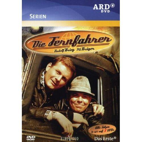 Theo Mezger - Die Fernfahrer alle Folgen - Die komplette Serie (3 DVDs) - Preis vom 11.05.2021 04:49:30 h