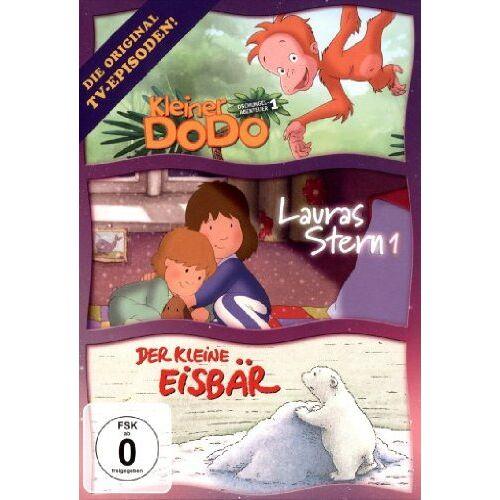 Piet De Rycker - Die schönsten Kinderserien [3 DVDs] - Preis vom 14.04.2021 04:53:30 h