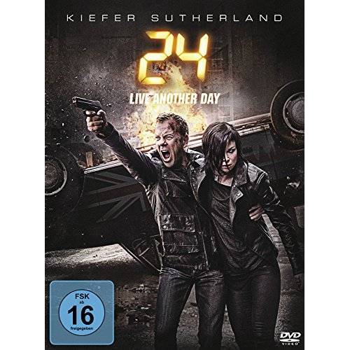 Milan Cheylov - 24 Live Another Day: Season 9 [4 DVDs] - Preis vom 16.01.2020 05:56:39 h