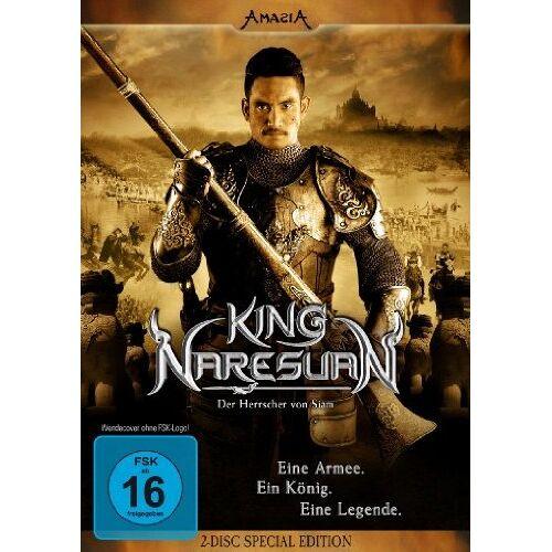 Chatrichalerm Yukol - King Naresuan - Der Herrscher von Siam [Special Edition] [2 DVDs] - Preis vom 18.04.2021 04:52:10 h