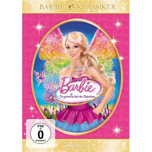 Todd Resnick - Barbie - Die geheime Welt der Glitzerfeen - Preis vom 25.02.2021 06:08:03 h