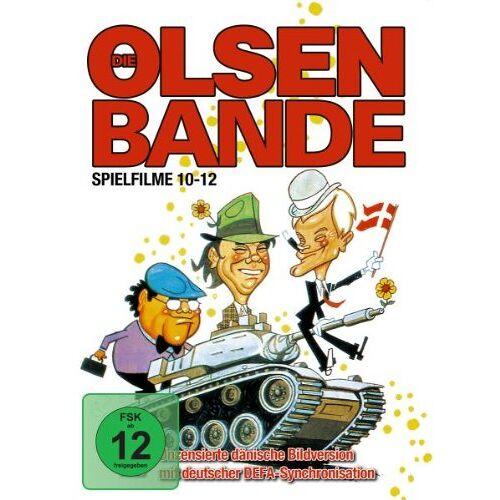 - Die Olsenbande - Sammlerbox 4 (3 DVDs) - Preis vom 15.04.2021 04:51:42 h