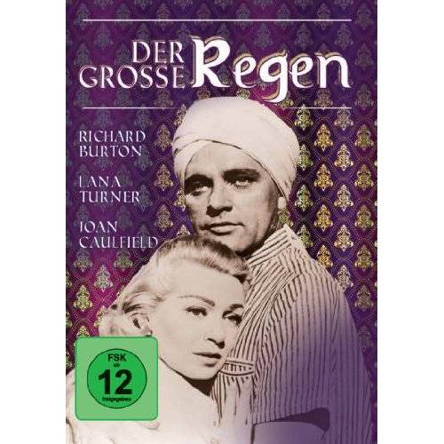 Jean Negulesco - Der grosse Regen (The rains of Ranchipur) - Preis vom 18.04.2021 04:52:10 h