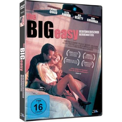 Jim McBride - The Big Easy - Der große Leichtsinn (DVD) - Preis vom 10.05.2021 04:48:42 h
