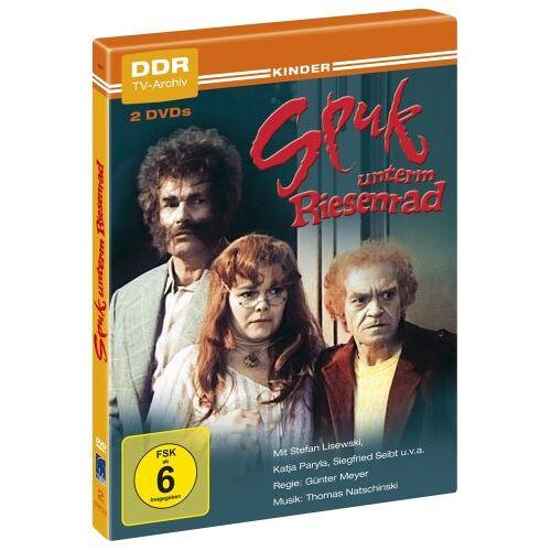 Günter Meyer - Spuk unterm Riesenrad [2 DVDs] - Preis vom 31.03.2020 04:56:10 h