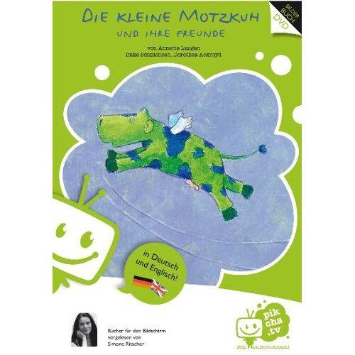 - Die kleine Motzkuh - Bilderbuch DVD - Preis vom 10.04.2021 04:53:14 h