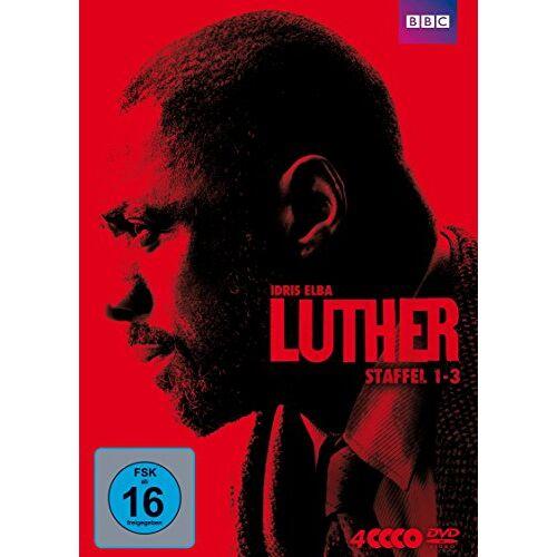 Sam Miller - Luther - Staffel 1-3 [4 DVDs] - Preis vom 18.04.2021 04:52:10 h