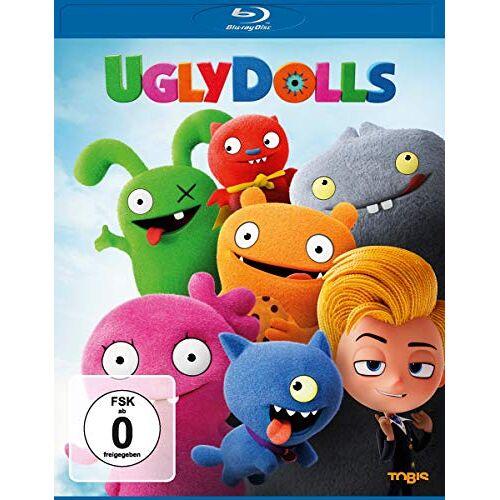 Kelly Asbury - UglyDolls [Blu-ray] - Preis vom 20.10.2020 04:55:35 h