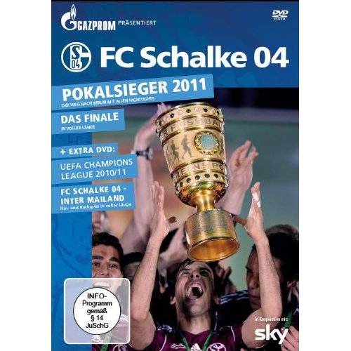 Various - FC Schalke 04-Pokalsieger 2011 [2 DVDs] - Preis vom 11.04.2021 04:47:53 h
