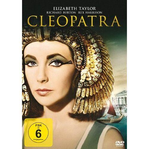 Joseph L. Mankiewicz - Cleopatra [2 DVDs] - Preis vom 20.10.2020 04:55:35 h