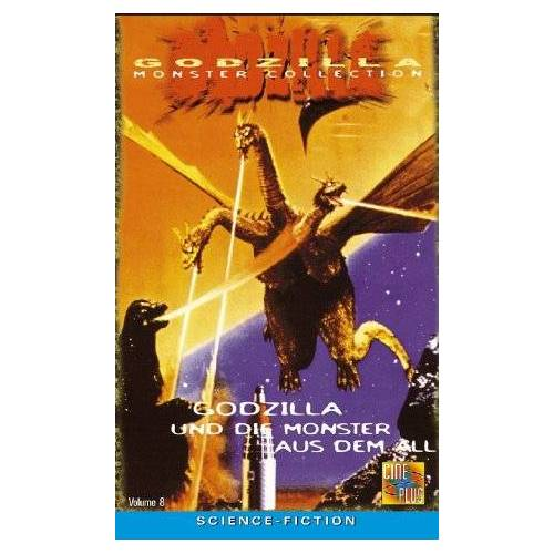 Inoshiro Honda - Godzilla - Monster aus dem All - Preis vom 07.05.2021 04:52:30 h