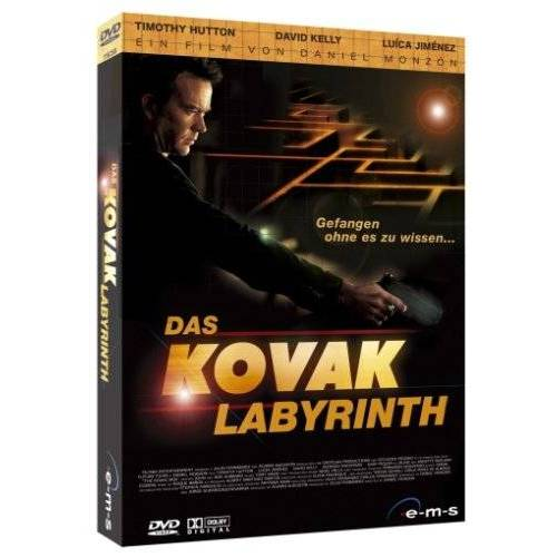 Daniel Monzón - Das Kovak Labyrinth - Preis vom 26.02.2021 06:01:53 h