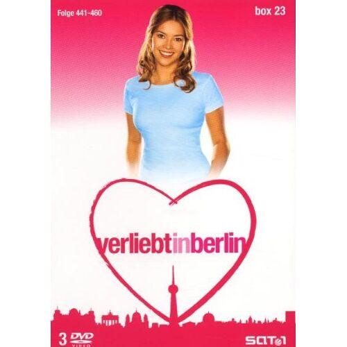 Klaus Kemmler - Verliebt in Berlin - Box 23, Folge 441-460 (3 DVDs) - Preis vom 28.02.2021 06:03:40 h