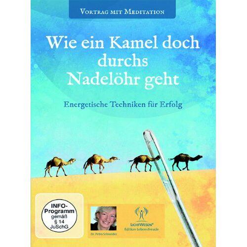 Schneider - Wie ein Kamel doch durchs Nadelöhr geht: Energetische Techniken für Erfolg - Preis vom 16.04.2021 04:54:32 h