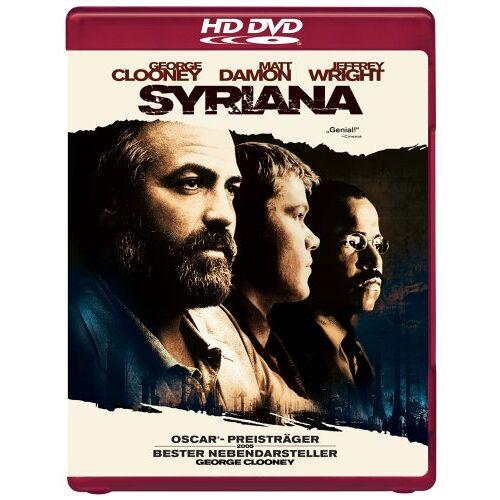 Steve Gaghan - Syriana [HD DVD] - Preis vom 16.05.2021 04:43:40 h