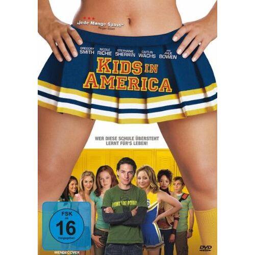 Josh Stolberg - Kids in America [2 DVDs] - Preis vom 18.10.2020 04:52:00 h