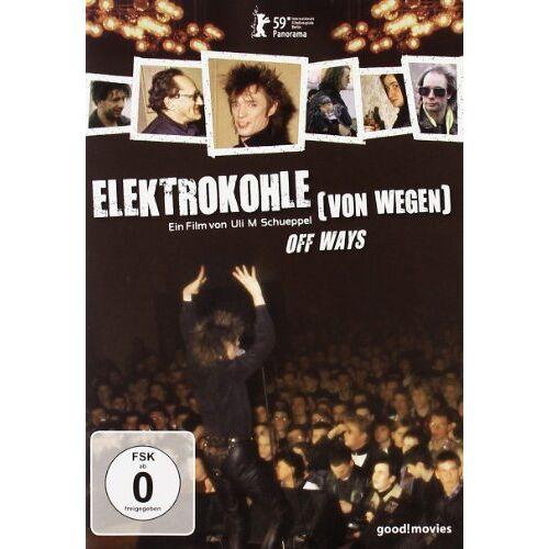 Uli M. Schueppel - Elektrokohle (Von Wegen) - Preis vom 26.02.2021 06:01:53 h