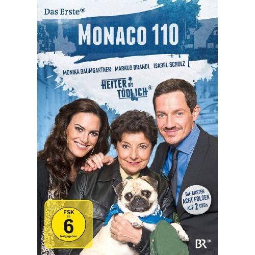 Wilhelm Engelhardt - Monaco 110 - Staffel 1 [2 DVDs] - Preis vom 06.03.2021 05:55:44 h