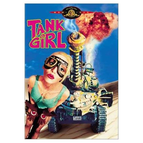 Rachel Talalay - Tank Girl - Preis vom 23.01.2021 06:00:26 h