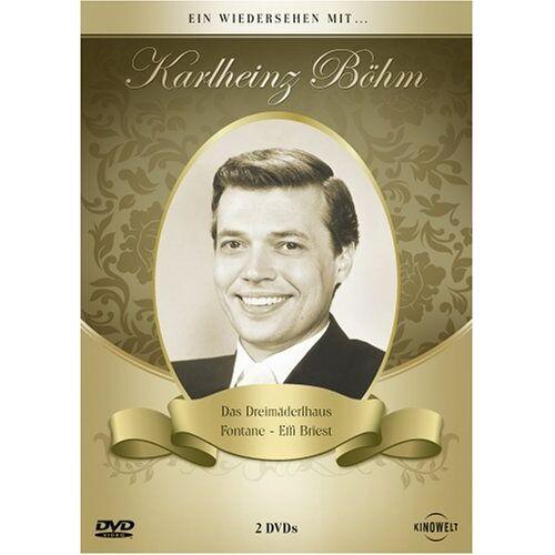 Karlheinz Böhm - Ein Wiedersehen mit ... Karlheinz Böhm [2 DVDs] - Preis vom 20.10.2020 04:55:35 h