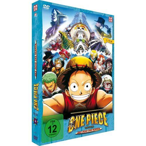 Konosuke Uda - One Piece - 4. Film: Das Dead End Rennen [Limited Edition] - Preis vom 18.04.2021 04:52:10 h