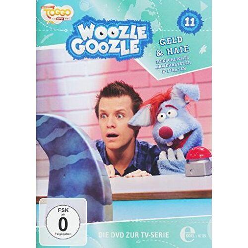 Weber Woozle Goozle: Folge 11 - Geld & Haie - Preis vom 27.02.2021 06:04:24 h