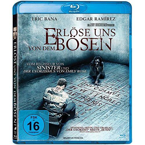 Scott Erlöse uns von dem Bösen [Blu-ray] - Preis vom 11.05.2021 04:49:30 h