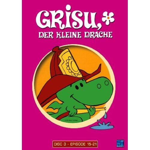 Toni Grisu, der kleine Drache Disc 3 - Folgen 15-21 [3 DVDs] - Preis vom 20.10.2020 04:55:35 h