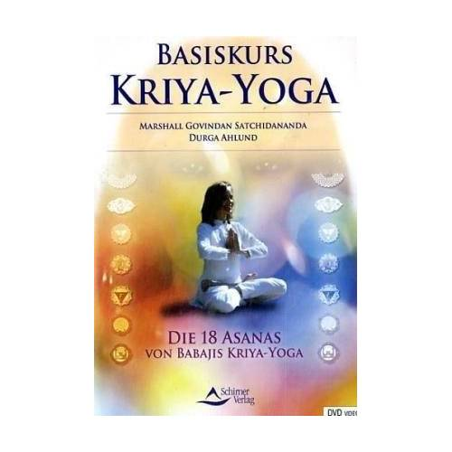 - Basiskurs Kriya-Yoga, DVD - Preis vom 31.03.2020 04:56:10 h