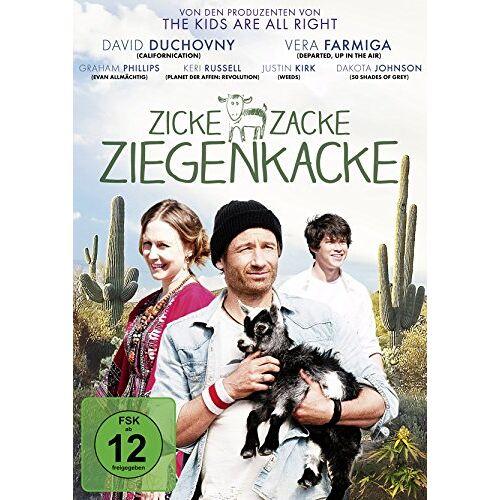 Vera Farmiga - Zicke Zacke Ziegenkacke - Preis vom 11.05.2021 04:49:30 h