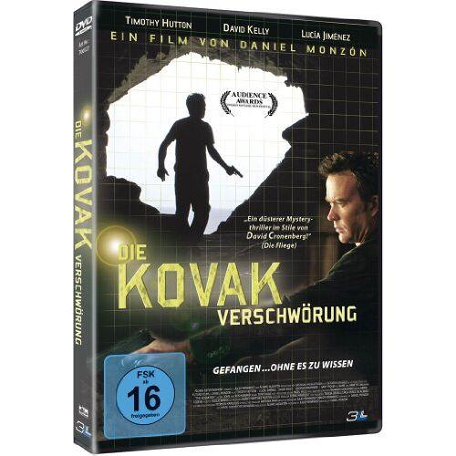 Daniel Monzón - Die Kovak Verschwörung - Preis vom 26.02.2021 06:01:53 h