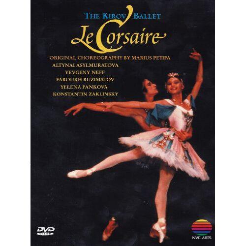 Kirow Ballet - Adam, Adolphe - Kirov Ballet: Le corsaire - Preis vom 08.05.2021 04:52:27 h