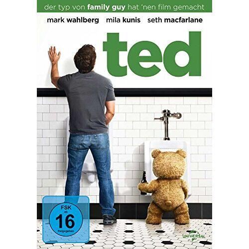 Mark Wahlberg - Ted - Preis vom 14.04.2021 04:53:30 h