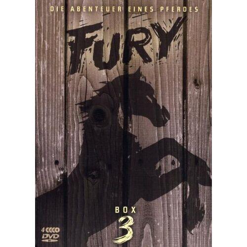 Ray Nazarro - Fury - Box 3 [4 DVDs] - Preis vom 20.10.2020 04:55:35 h