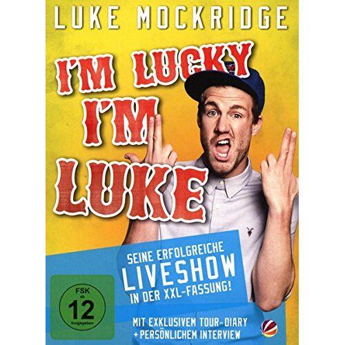 - Luke Mockridge - I'm Lucky, I'm Luke - Preis vom 13.05.2021 04:51:36 h