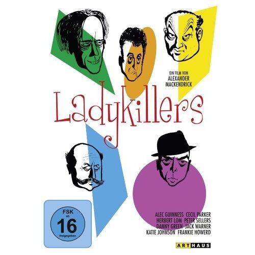Alexander Mackendrick - Ladykillers - Preis vom 09.05.2021 04:52:39 h