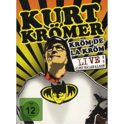 Kurt Krömer - Kröm de la Kröm (Live aus dem Admiralspalast) - Preis vom 09.05.2021 04:52:39 h