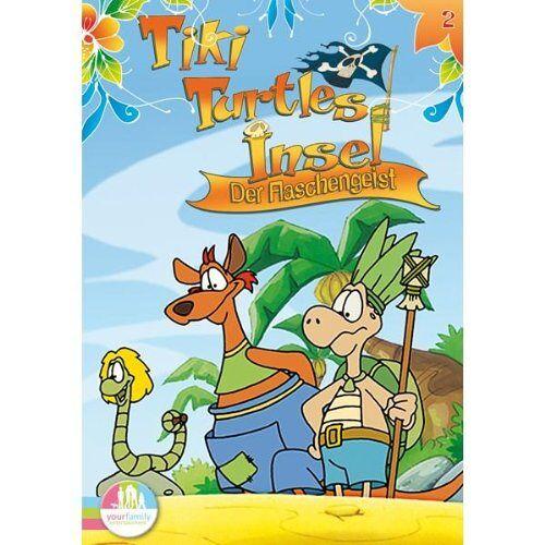 - Tiki Turtles Insel Vol. 2 - Der Flaschengeist - Preis vom 07.05.2021 04:52:30 h