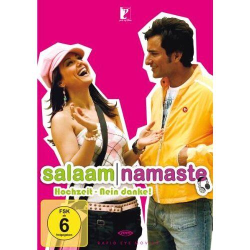 - Hochzeit - Nein danke! (Salaam Namaste) [2 DVDs] - Preis vom 26.02.2020 06:02:12 h