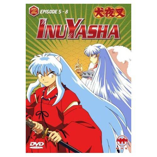 - InuYasha, Vol. 02, Episode 05-08 - Preis vom 25.02.2021 06:08:03 h
