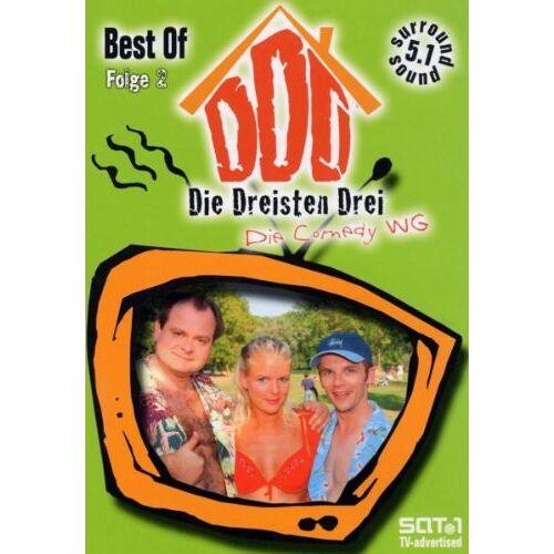 Markus Majowski - Die dreisten Drei - Die Comedy-WG: Best of Vol. 2 - Preis vom 24.01.2021 06:07:55 h