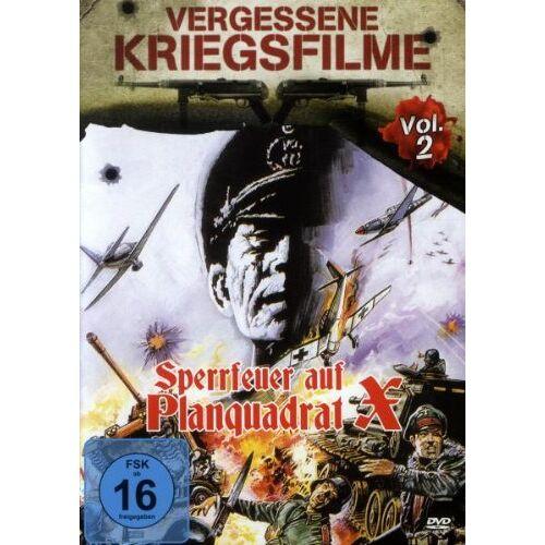 Midhat Mutapcic - Sperrfeuer auf Planquadrat X - Vergessene Kriegsfilme Vol. 2 - Preis vom 05.05.2021 04:54:13 h
