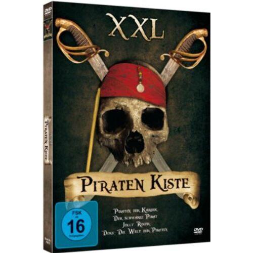 Kevin Connor - Die große Piratenkiste XXL (2 DVDs) - Preis vom 06.09.2020 04:54:28 h