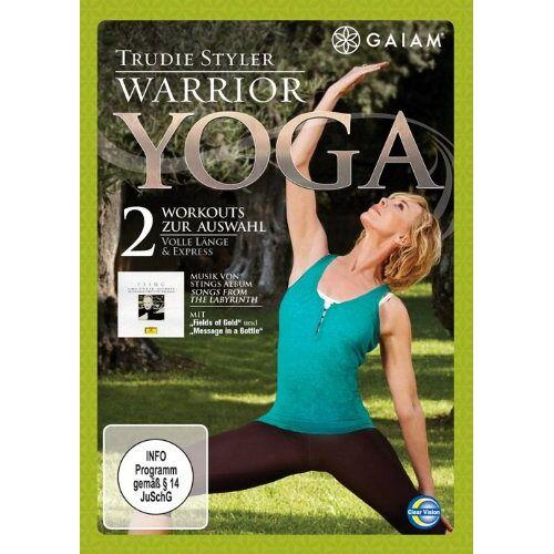 Trudie Styler - Gaiam - Trudie Styler Warrior Yoga - Preis vom 02.12.2020 06:00:01 h
