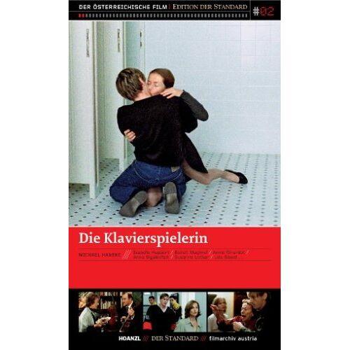 Michael Haneke - DVD Edition Der Standard (02) Die Klavierspielerin - Preis vom 11.05.2021 04:49:30 h