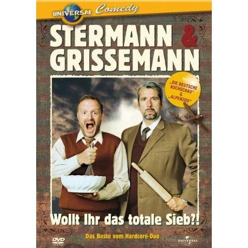 Dirk Stermann - Stermann & Grissemann: Wollt Ihr das totale Sieb!? - Preis vom 11.05.2021 04:49:30 h