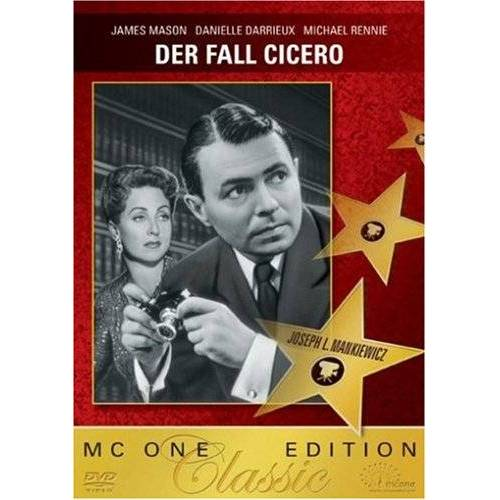 Joseph L. Mankiewicz - Der Fall Cicero - Preis vom 20.10.2020 04:55:35 h