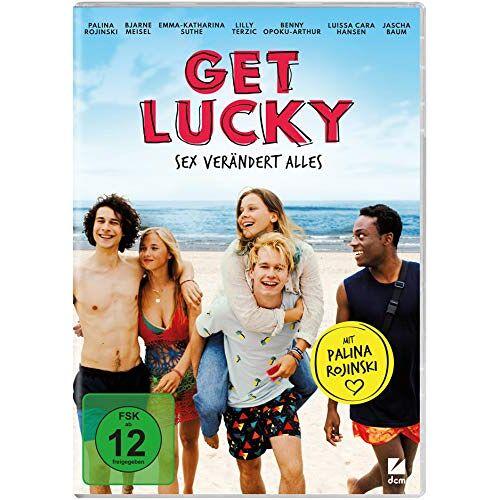Palina Rojinski - Get Lucky [DVD] - Preis vom 23.02.2021 06:05:19 h